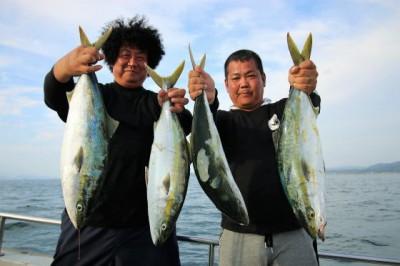 西岡遊漁の2018年8月30日(木)2枚目の写真