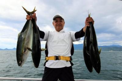 西岡遊漁の2018年8月31日(金)2枚目の写真