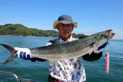 西岡遊漁の2018年8月31日(金)3枚目の写真