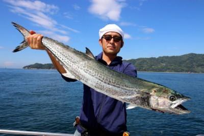 西岡遊漁の2018年8月31日(金)4枚目の写真