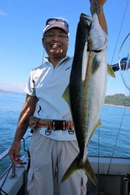 西岡遊漁の2018年8月31日(金)5枚目の写真