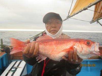 第六隆栄丸の2018年9月9日(日)1枚目の写真