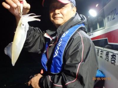 秀吉丸の2018年9月14日(金)3枚目の写真