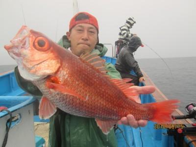 第六隆栄丸の2018年9月15日(土)1枚目の写真