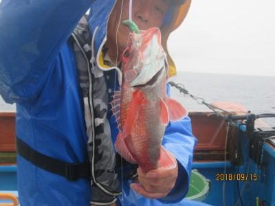 第六隆栄丸の2018年9月15日(土)3枚目の写真