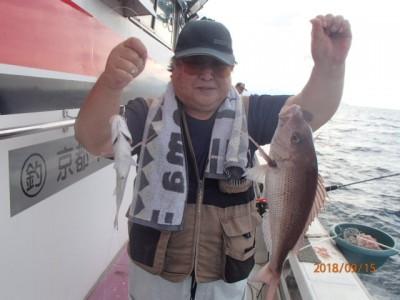秀吉丸の2018年9月15日(土)2枚目の写真