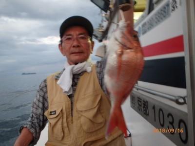 秀吉丸の2018年9月16日(日)2枚目の写真