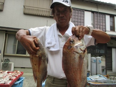 奥村釣船の2018年9月16日(日)1枚目の写真