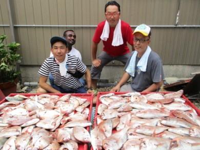 奥村釣船の2018年9月16日(日)2枚目の写真