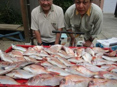 奥村釣船の2018年9月16日(日)3枚目の写真
