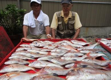 奥村釣船の2018年9月16日(日)5枚目の写真