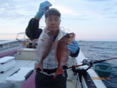 秀吉丸の2018年9月18日(火)2枚目の写真