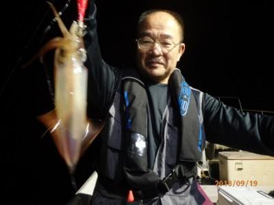 秀吉丸の2018年9月19日(水)1枚目の写真
