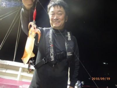 秀吉丸の2018年9月19日(水)2枚目の写真