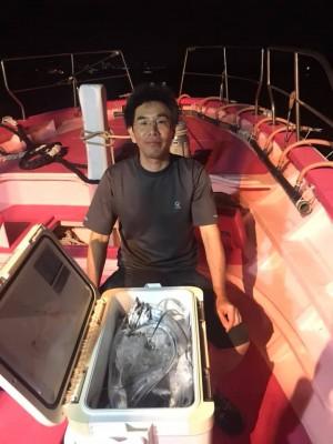 第八幸松丸の2018年9月19日(水)1枚目の写真