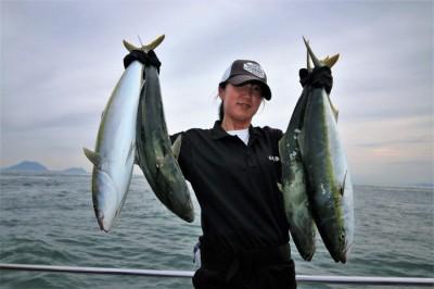 西岡遊漁の2018年9月14日(金)1枚目の写真