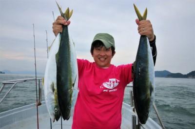 西岡遊漁の2018年9月14日(金)2枚目の写真