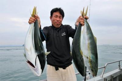 西岡遊漁の2018年9月14日(金)3枚目の写真