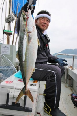 西岡遊漁の2018年9月14日(金)5枚目の写真