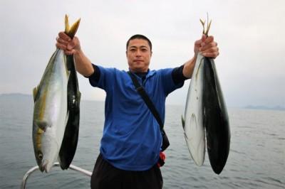 西岡遊漁の2018年9月15日(土)3枚目の写真