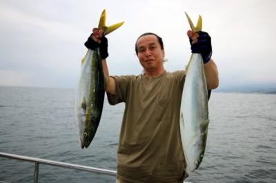西岡遊漁の2018年9月15日(土)4枚目の写真