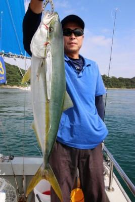 西岡遊漁の2018年9月15日(土)5枚目の写真