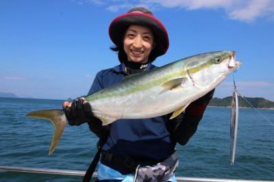西岡遊漁の2018年9月16日(日)1枚目の写真