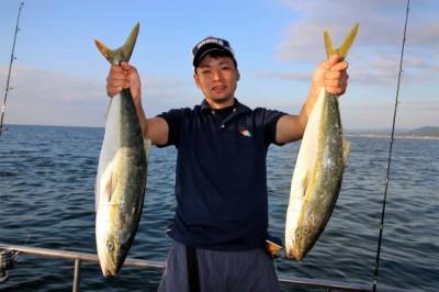 西岡遊漁の2018年9月16日(日)3枚目の写真