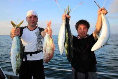 西岡遊漁の2018年9月16日(日)4枚目の写真