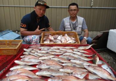 奥村釣船の2018年9月17日(月)1枚目の写真