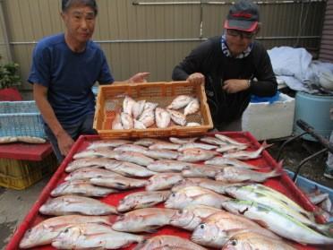 奥村釣船の2018年9月17日(月)2枚目の写真