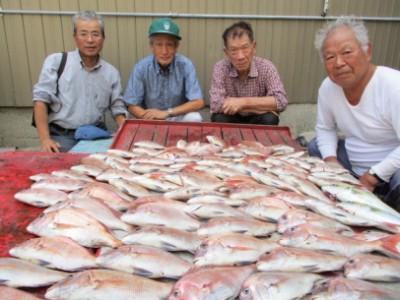 奥村釣船の2018年9月17日(月)3枚目の写真
