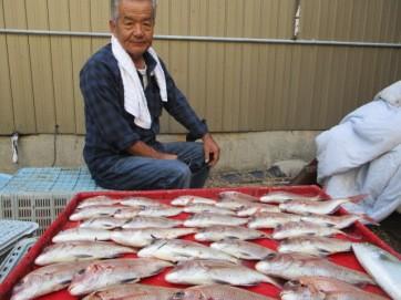 奥村釣船の2018年9月18日(火)2枚目の写真