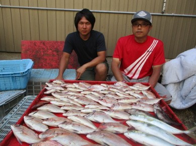 奥村釣船の2018年9月18日(火)3枚目の写真