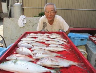 奥村釣船の2018年9月18日(火)4枚目の写真