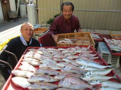 奥村釣船の2018年9月19日(水)1枚目の写真