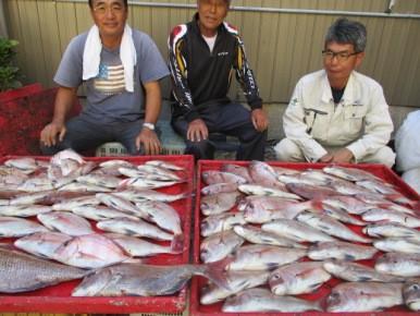 奥村釣船の2018年9月19日(水)2枚目の写真