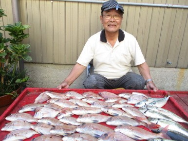 奥村釣船の2018年9月19日(水)4枚目の写真