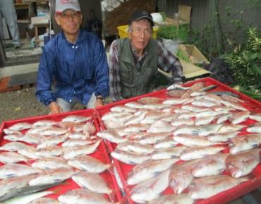奥村釣船の2018年9月20日(木)2枚目の写真