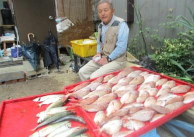 奥村釣船の2018年9月20日(木)4枚目の写真