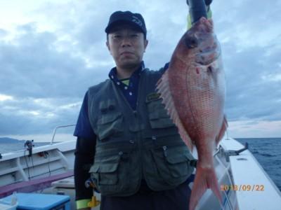 秀吉丸の2018年9月22日(土)1枚目の写真