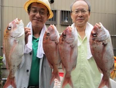 奥村釣船の2018年9月21日(金)1枚目の写真