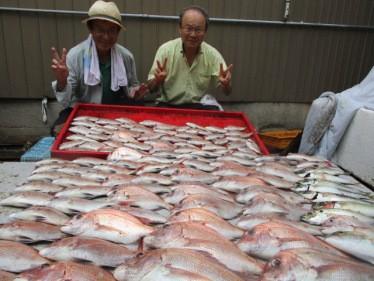 奥村釣船の2018年9月21日(金)3枚目の写真