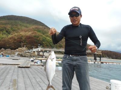 由良海つり公園&釣堀ランドの2018年9月22日(土)1枚目の写真