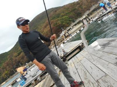 由良海つり公園&釣堀ランドの2018年9月22日(土)2枚目の写真