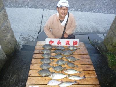 中長渡船の2018年9月22日(土)2枚目の写真