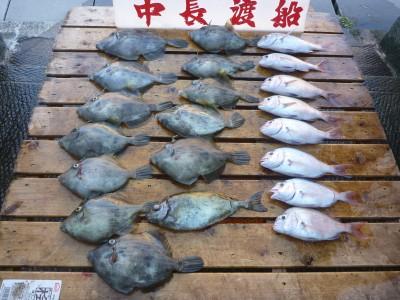 中長渡船の2018年9月22日(土)3枚目の写真