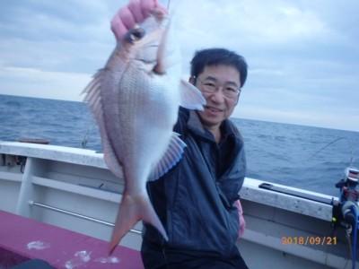 秀吉丸の2018年9月21日(金)1枚目の写真