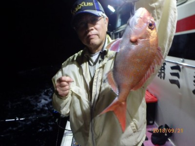 秀吉丸の2018年9月21日(金)2枚目の写真