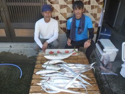 中長渡船の2018年9月23日(日)1枚目の写真